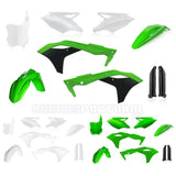 Kit de plásticos ACERBIS FULL KIT KAWASAKI KX 250F 17-20