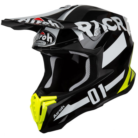 Capacete AIROH TWIST RACR GLOSS 2019