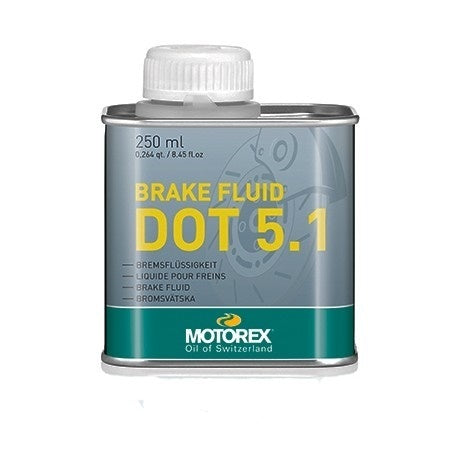 MOTOREX BRAKE FLUID DOT 5.1 250 ml