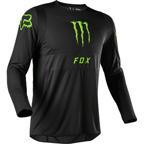 Camisola FOX 360 MONSTER/PRO CIRCUIT BLACK 2020
