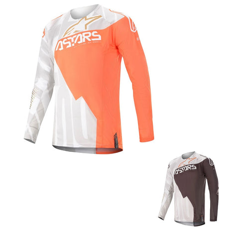 Camisola ALPINESTARS TECHSTAR FACTORY METAL 2020