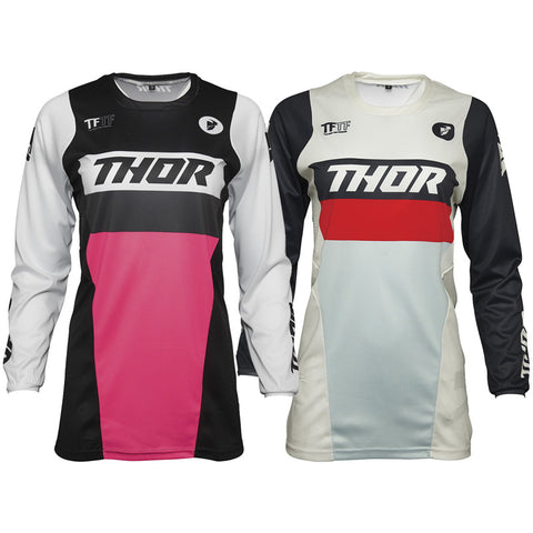 Camisola THOR WOMENS PULSE RACER 2021