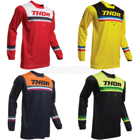 Camisola THOR PULSE PINNER 2020