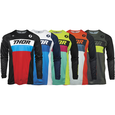 Camisola THOR PULSE RACER 2021