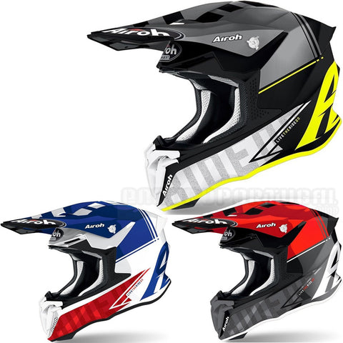 Capacete AIROH TWIST 2.0 TECH 2021