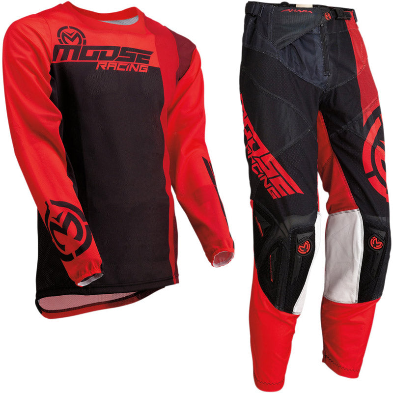 Conjunto MOOSE RACING SAHARA 2020