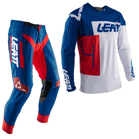 Conjunto LEATT GPX 4.5 Royal 2020