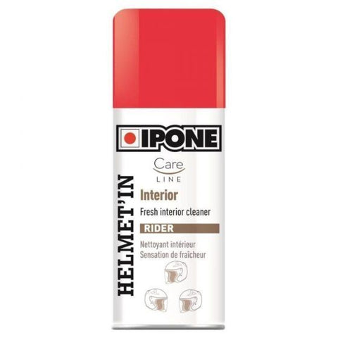 Spray IPONE HELMET'IN CLEANER 150 ml - Limpeza do Capacete