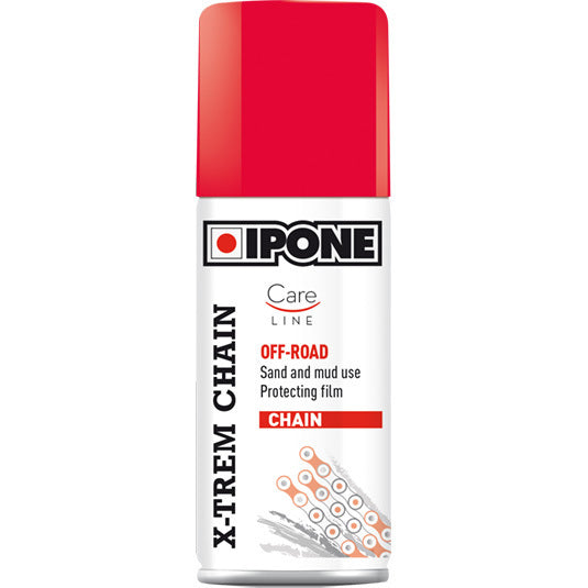 Spray óleo de corrente IPONE X-TREM OFFROAD 100 ml