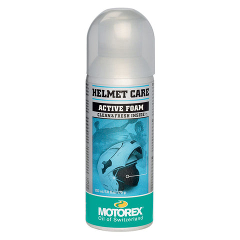 Spray MOTOREX HELMET CARE 200 ml - Limpeza do Capacete