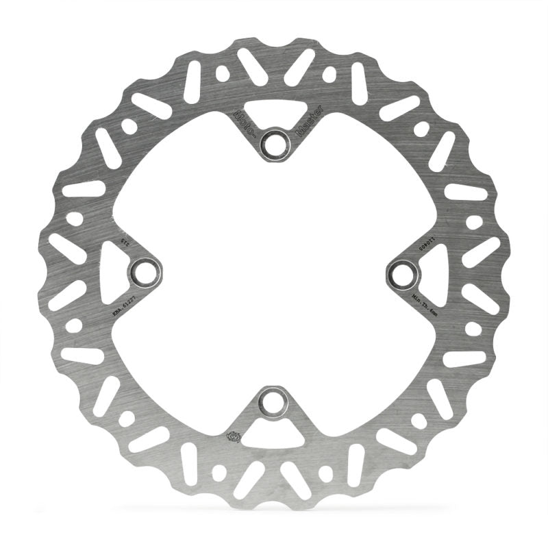 Disco de travão traseiro MOTO-MASTER Nitro Series Brake Disc