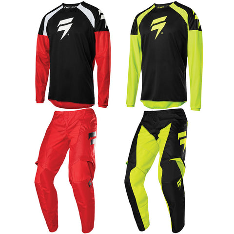 Conjunto SHIFT WHIT3 LABEL RACE 1 2020