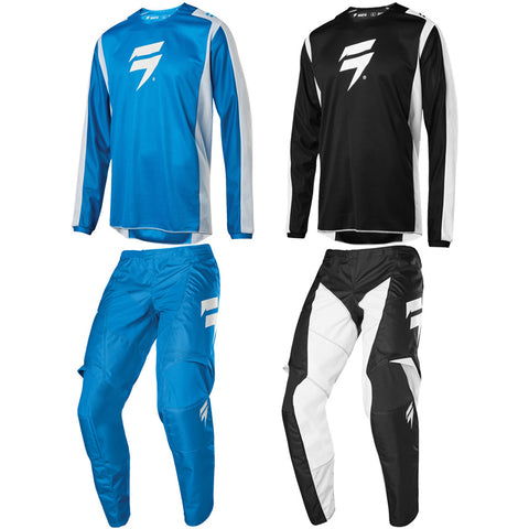 Conjunto SHIFT WHIT3 LABEL RACE 2 2020