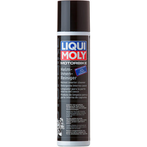 Spray Limpeza LIQUI MOLY Interior do Capacete 300 ml
