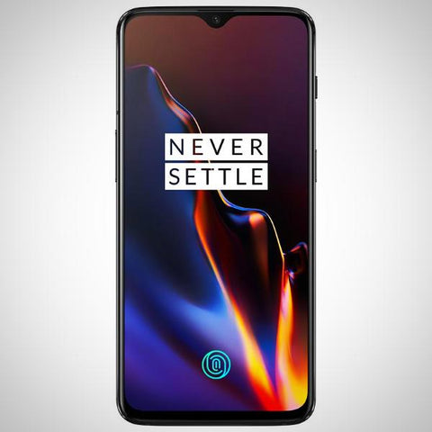 Buy OnePlus 6T (Mirror Black). Never Settle. Global version (A6010). OTA Updates. OxygenOS. 16MP + 20MP Camera. 8GB RAM, 256GB ROM. In-display finger-print. 3700mAh battery. Dash Charge 2.0. EU Warehouse. Fast delivery by DHL. Buy with PayPal. Tax FREE for EU! Premium smartphone for a great price!