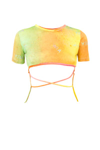 AQUARELLE REVERSIBLE TOP