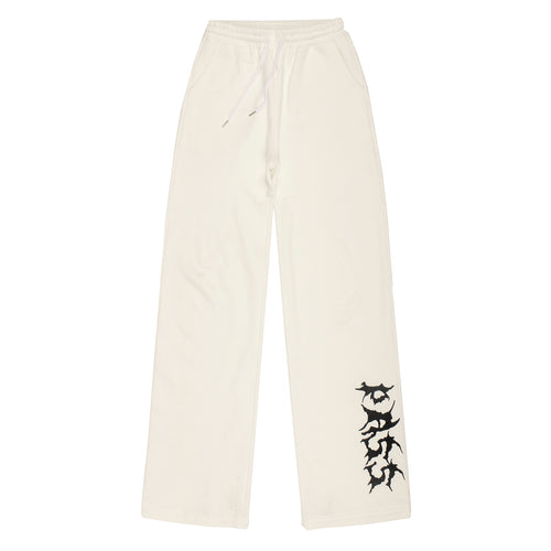 PASS LOGO EMBROIDERY SWEATPANTS