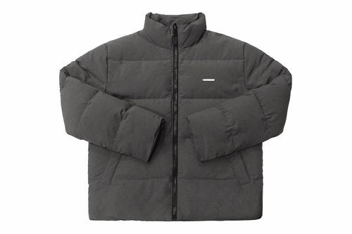 GREY 90 DUCK DOWN JACKET