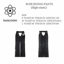 ROSE RIDING PANTS