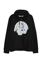SKULL ORGANIC COTTON ZIP UP HOODIE
