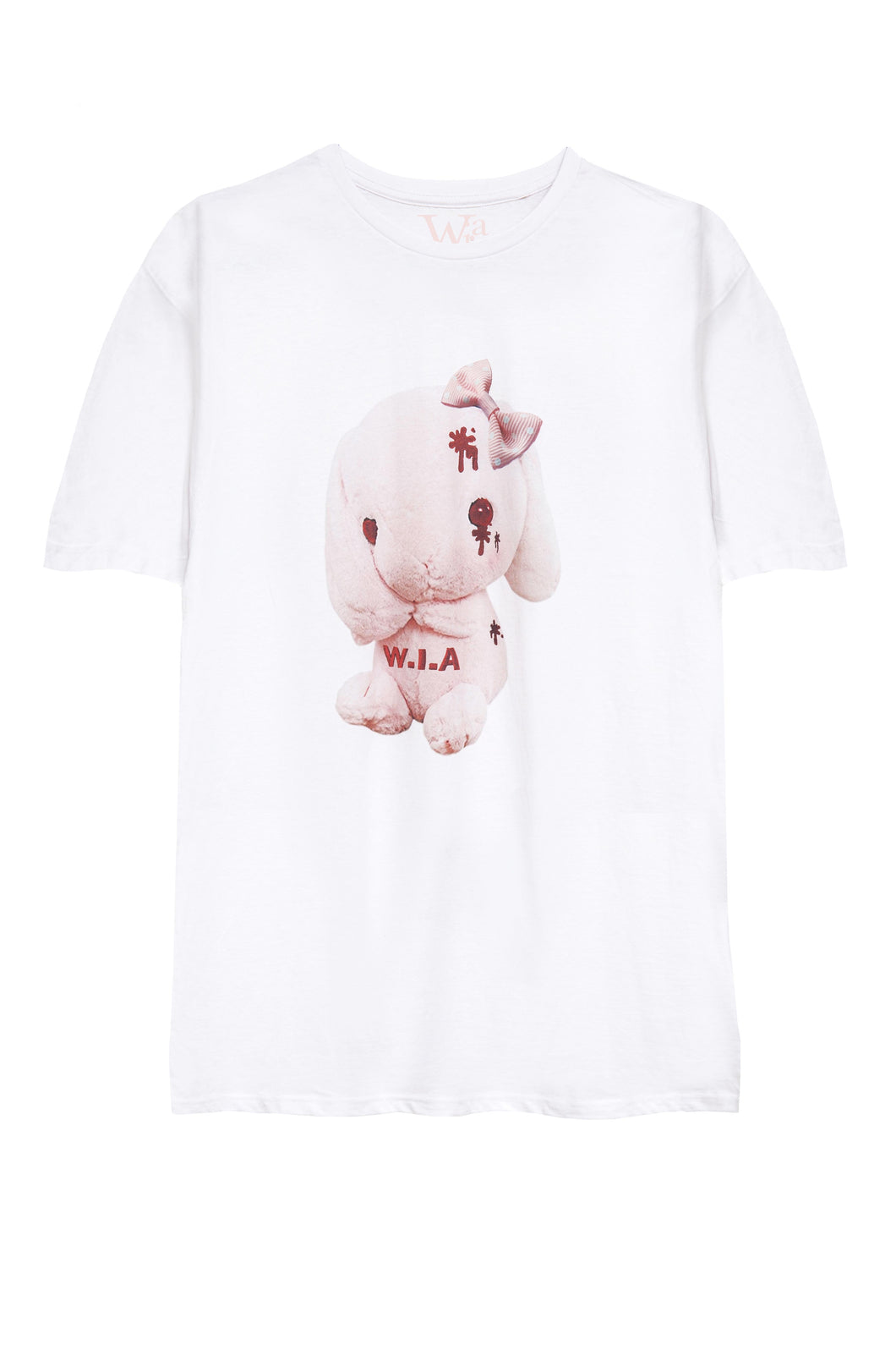 CUTE EVIL ORGANIC COTTON OVERSIZE T-SHIRT