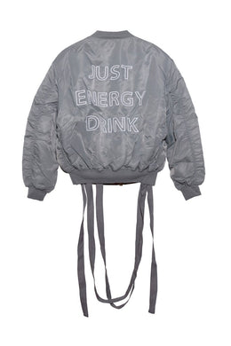 JUST ENERGY DRINKS BOMBER
