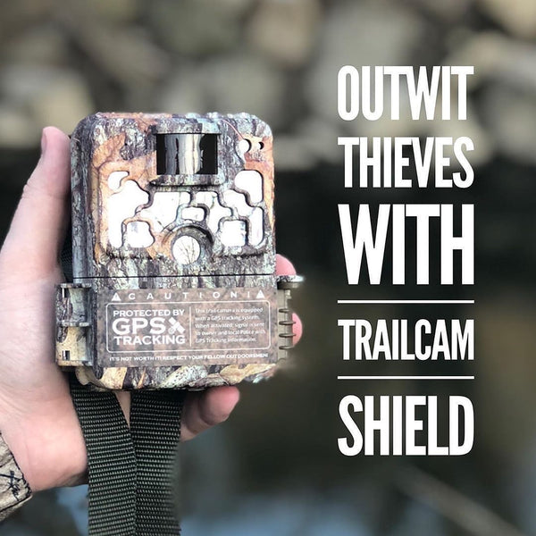 Introducing TrailCam SHIELD | Innovative Trail Cam Security Product