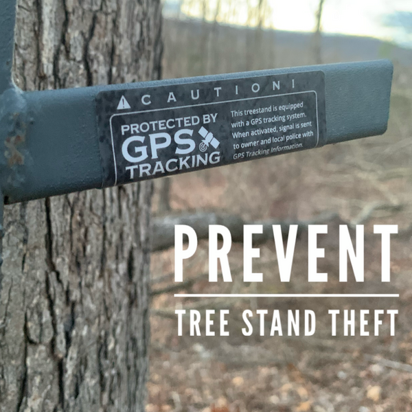 How To Prevent Tree Stand Theft | The Definitive Guide