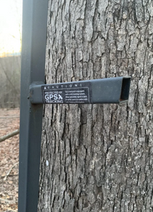 Theft Protection Bundle | Tracki GPS Tracker & 5 Pack of Treestand SHIELDs