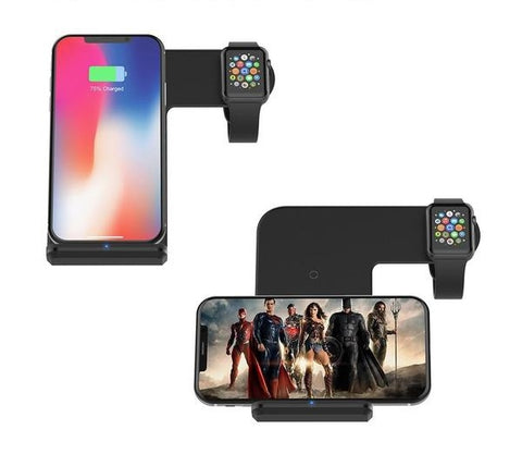 Wireless Charger iPhone, Charging Stand for iPhone
