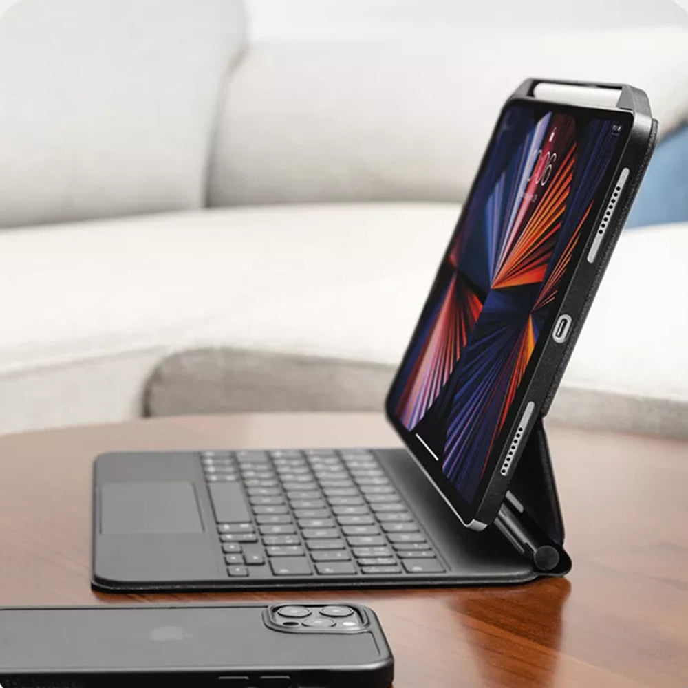 Ultra-Slim Leather Card Holder iPhone Case - Moderno Collections