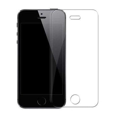 Tempered Glass Screen Protector for iPhone - iPhone 5/5s/5c & SE