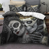 Skull Bedding Sets