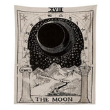 Tarot Hanging Tapestries Sun Star Moon