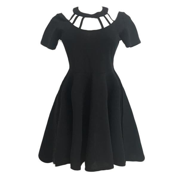 Rosetic Gothic Summer Dress