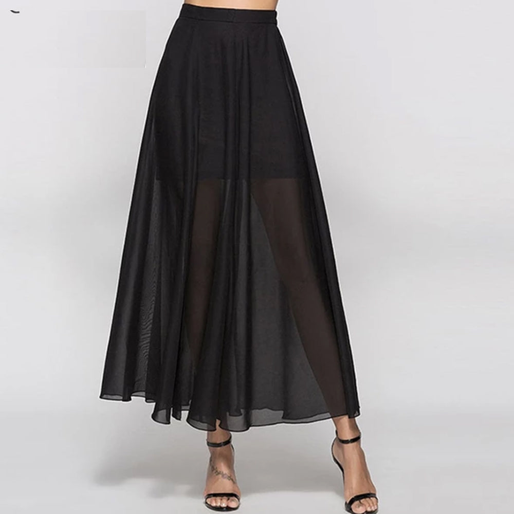Sexy Party Long Female Skirts