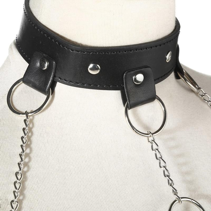 Straps Punk Suspender Top