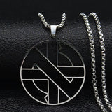 Goetia Stainless Steel Chain Necklace