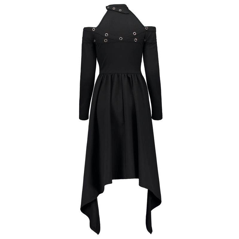 Dress Vampire Punk Star Rivet