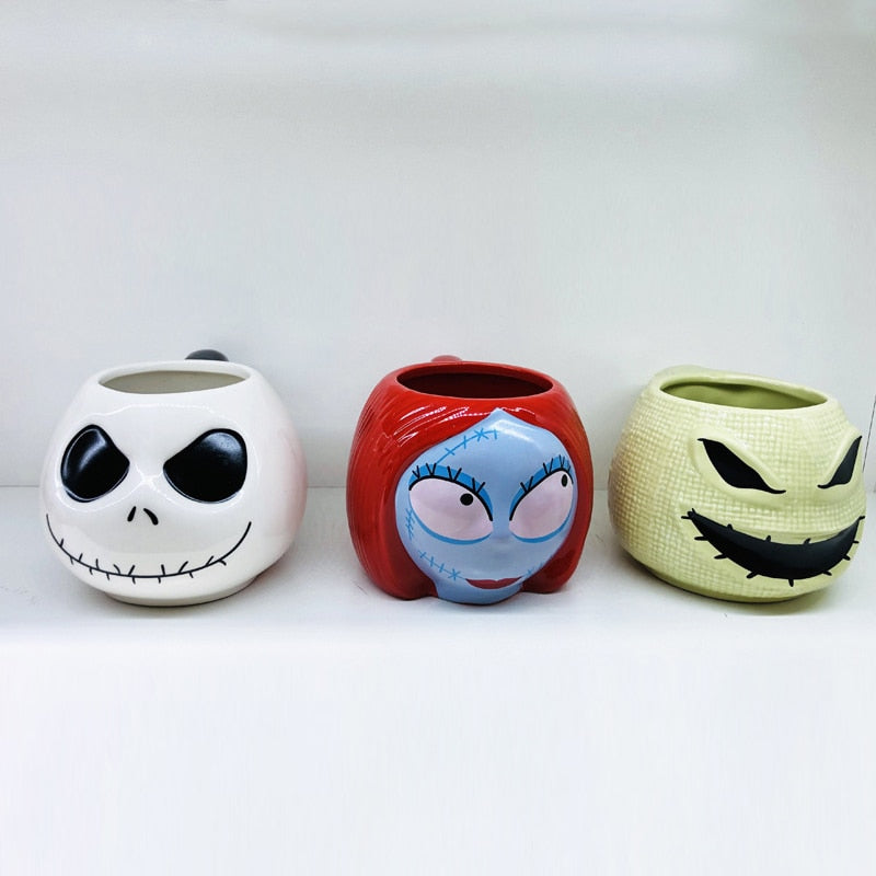 The Nightmare Before Christmas Tea Cup