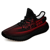 Satanic Yeezy Women's Shoes - BR