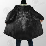 Ver2 Satanic Dream Coat - Plus Size Cloak (No Bag)