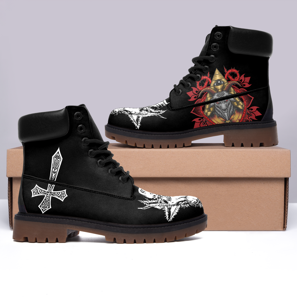 Satanic 2 All Season Boots (WOMEN)