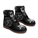 Satanic 3 Black All Season Boots (MEN)
