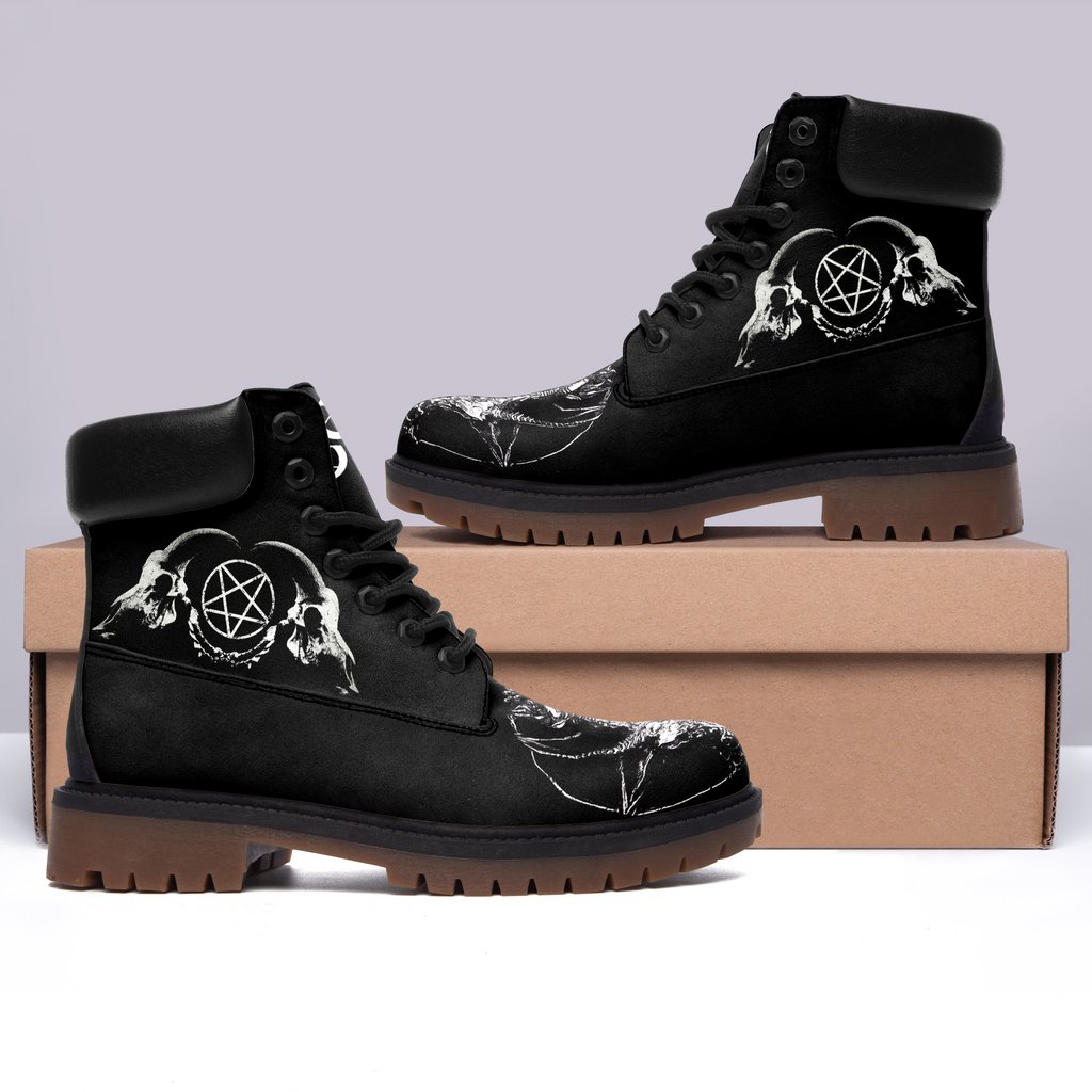 Satan 0018-01Q All Season Boots (MEN)