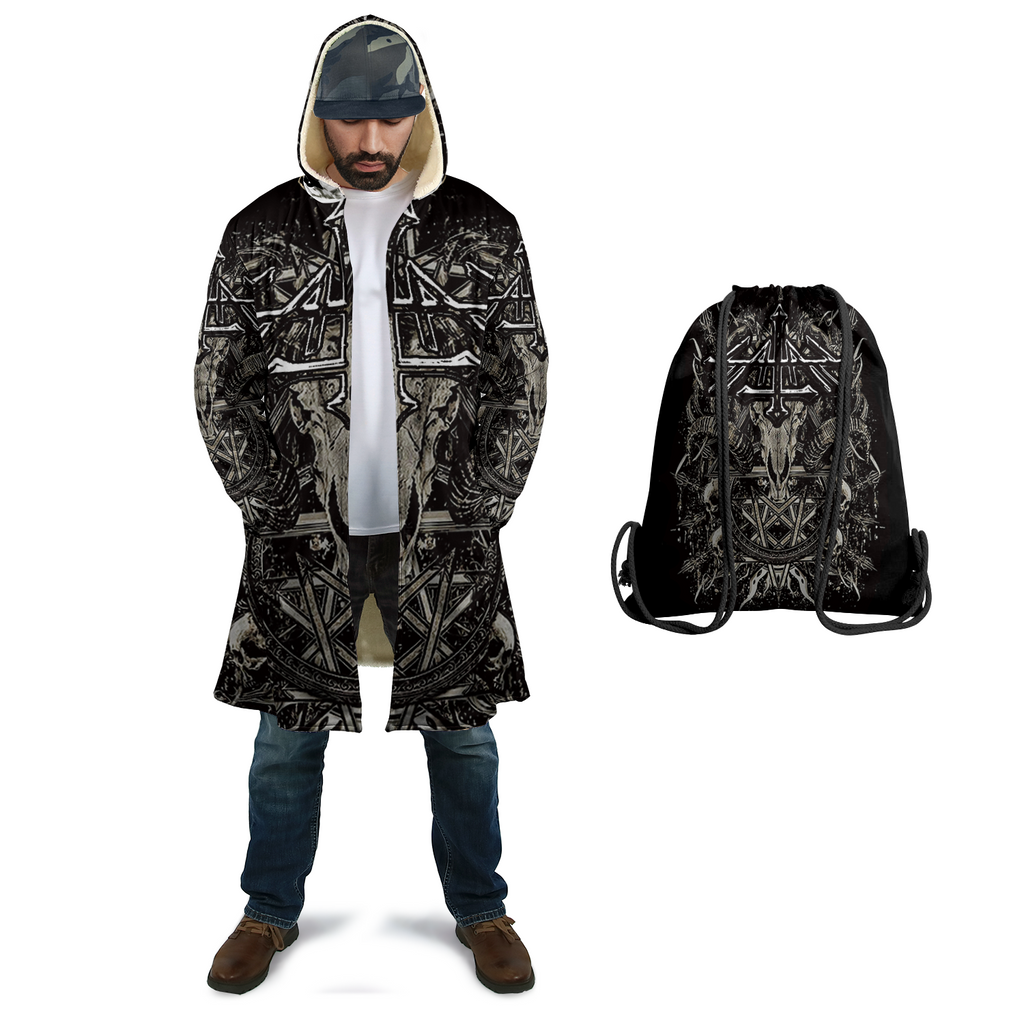 Satan Dream Cloak With Bag 0221-03M