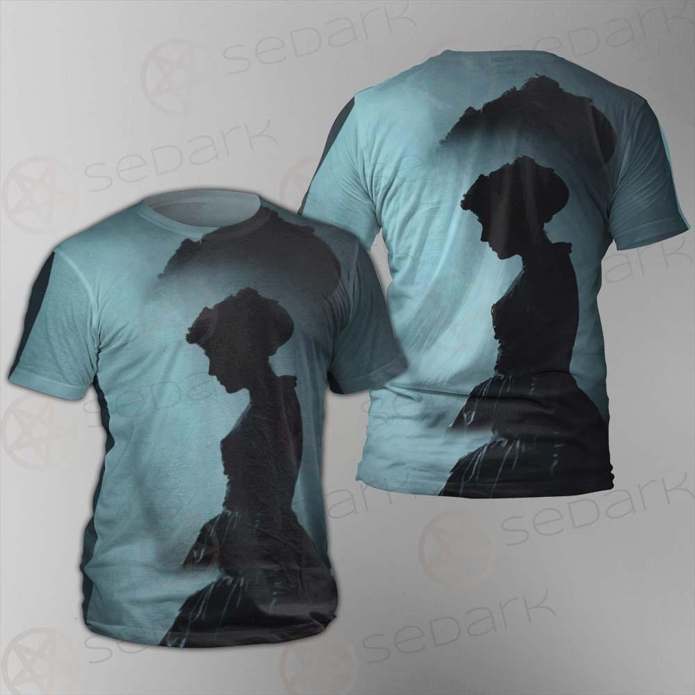 Woman In Dress SDN-1006 Unisex T-shirt