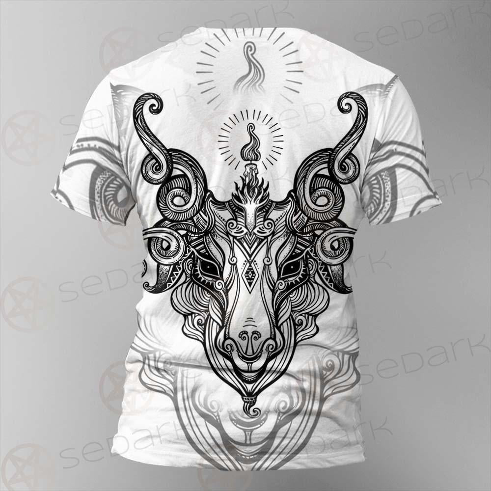 Vector Illustration Isolated SDN-1023 Unisex T-shirt