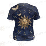 Vintage Zodiacal SDN-1037 Unisex T-shirt