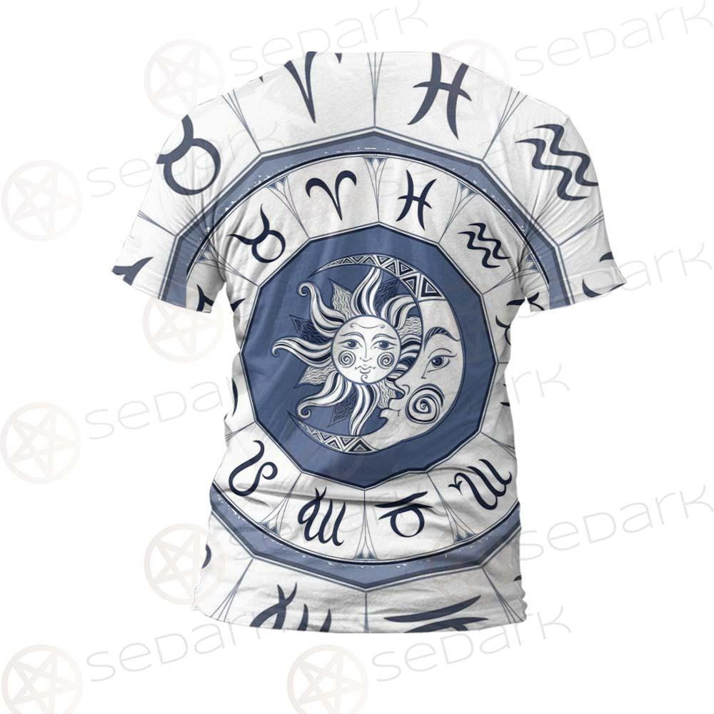 The Sun And The Moon SDN-1040 Unisex T-shirt